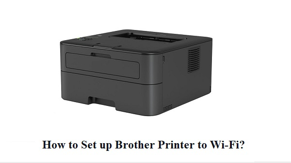 Set up Brother Printer to WiFi